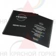 Создание меню,Touch cover 300 гр./кв.м,печать белым тонером